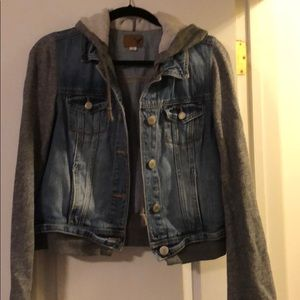 American Eagle denim jacket size L